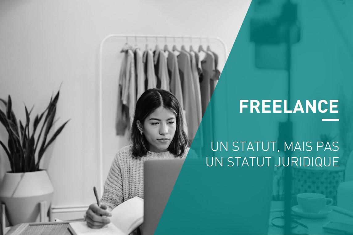 freelance statut juridique
